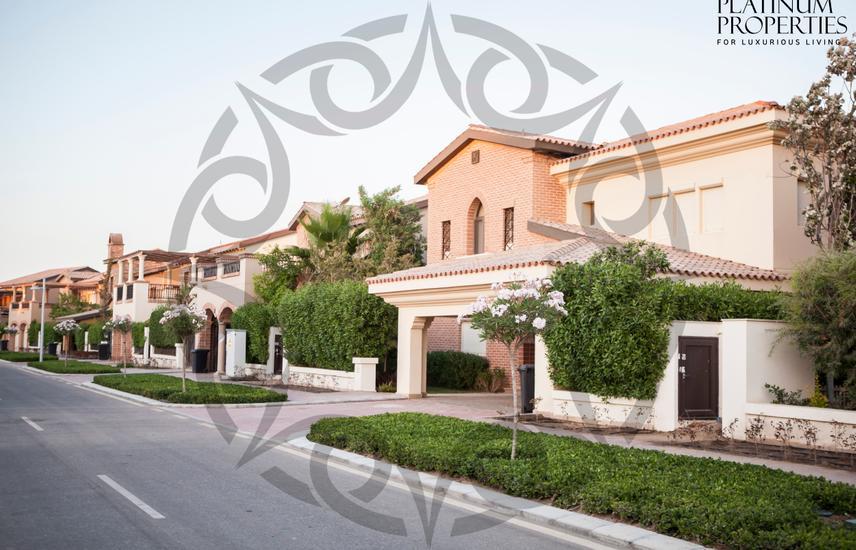Villa|Marassi|Emaar|Installments till 2026
