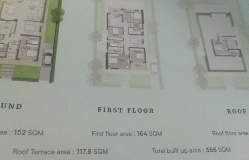 Stand alone villa prime location for sale with 10%