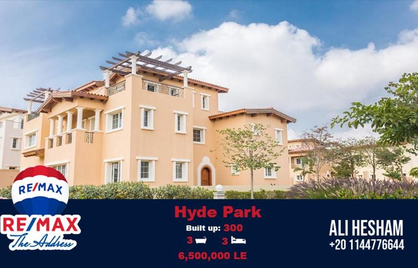 Twin House with Installment for sale at Hyde Park