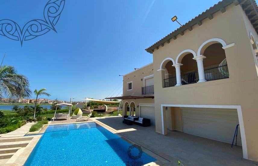 Luxurious Villa with Private Pool at Marassi