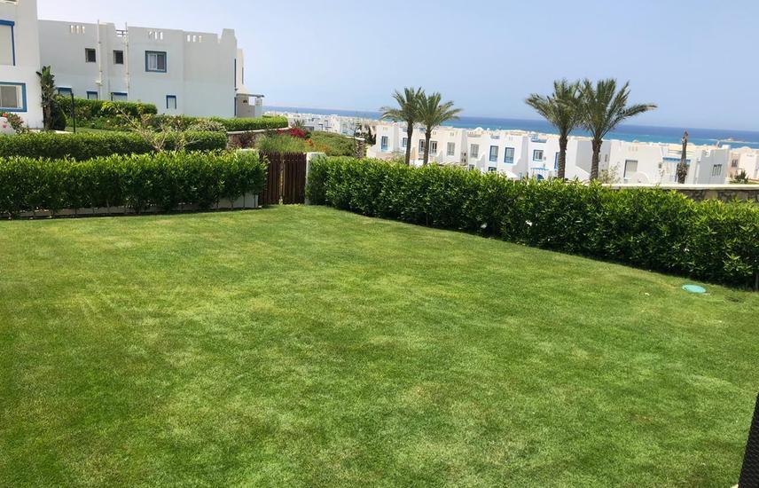 Garden Chalet Sea view in Mountain View Rhodes Island