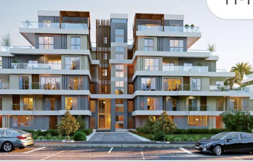 Apartment for Sale sodic villette next to The AUC.