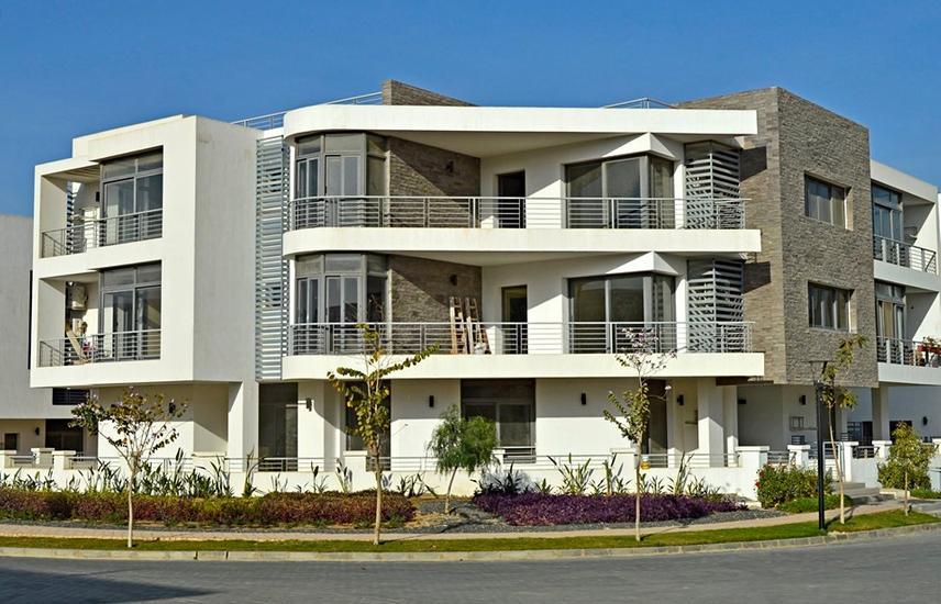 apartment 165m landscape view