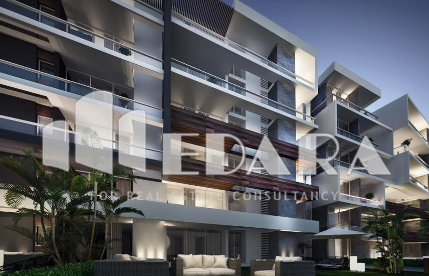 Palm Hills New Cairo Apartment 205 sqm For Sale .