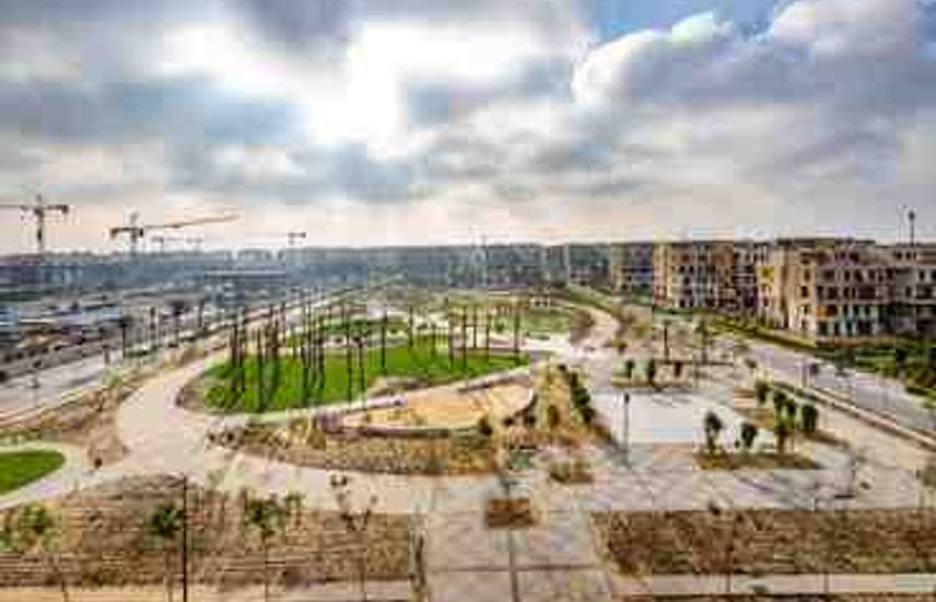 own your apartment in eastown new cairo 188m