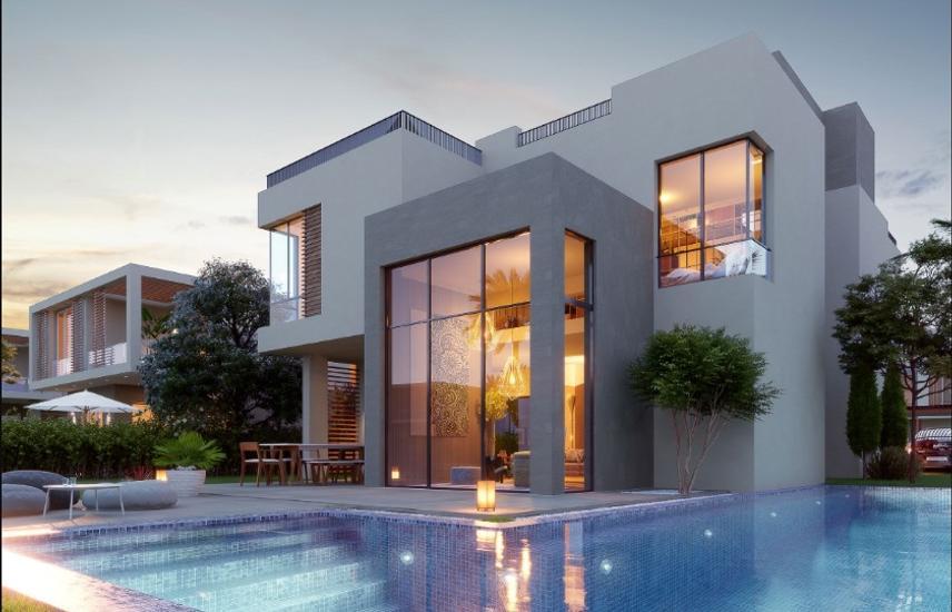 Standalone villa in elshrouk sodic delivery 2021