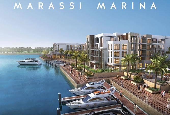 for sale apartment in marassi marina 130m .