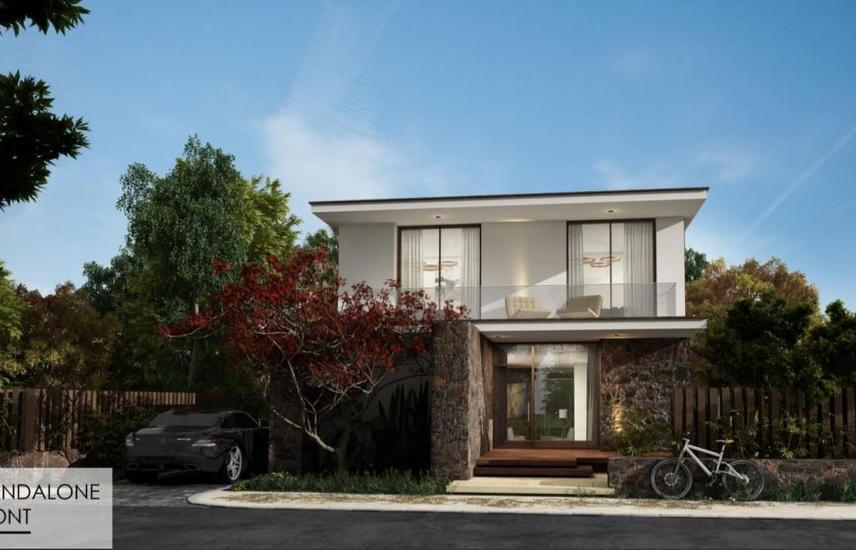 Villa for sale in ilbosco new capital city .