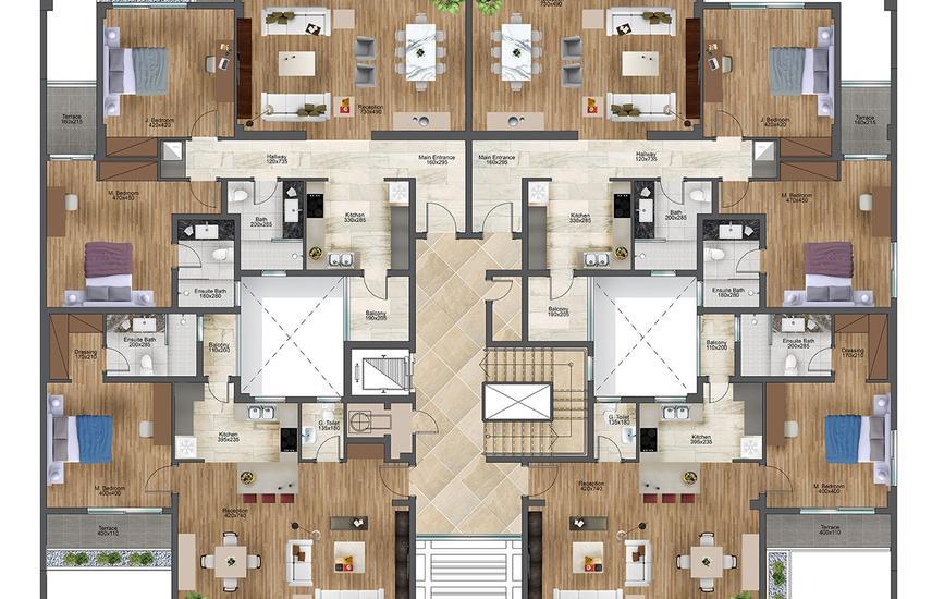 Apartment 107 F sale I Pyramids Hills installments