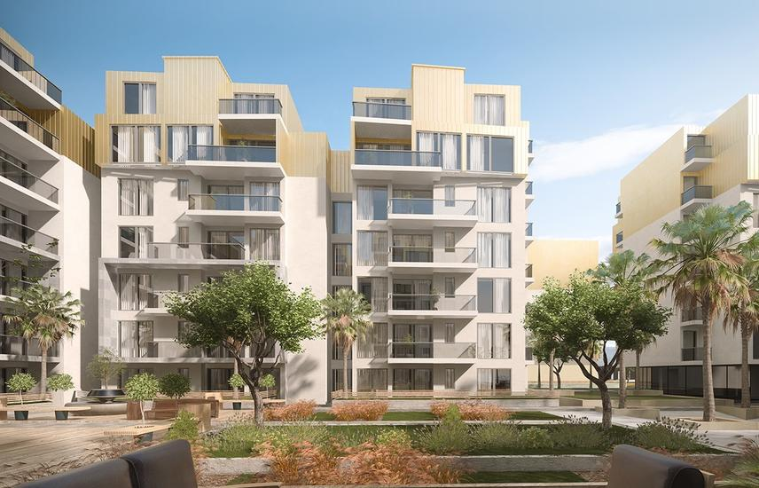Mostakbal City Bloomfields Apartment 112M for Sale