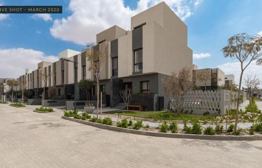 fully finished town house for sale at el borouj
