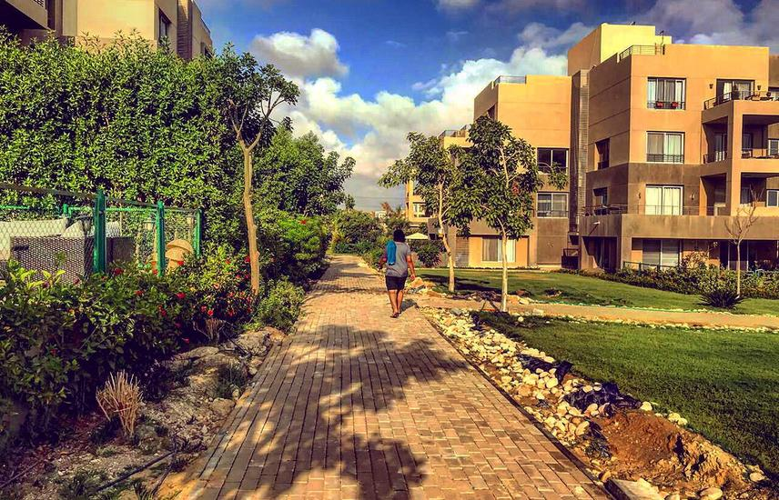 Apartment for sale ground with garden - Palm Parks