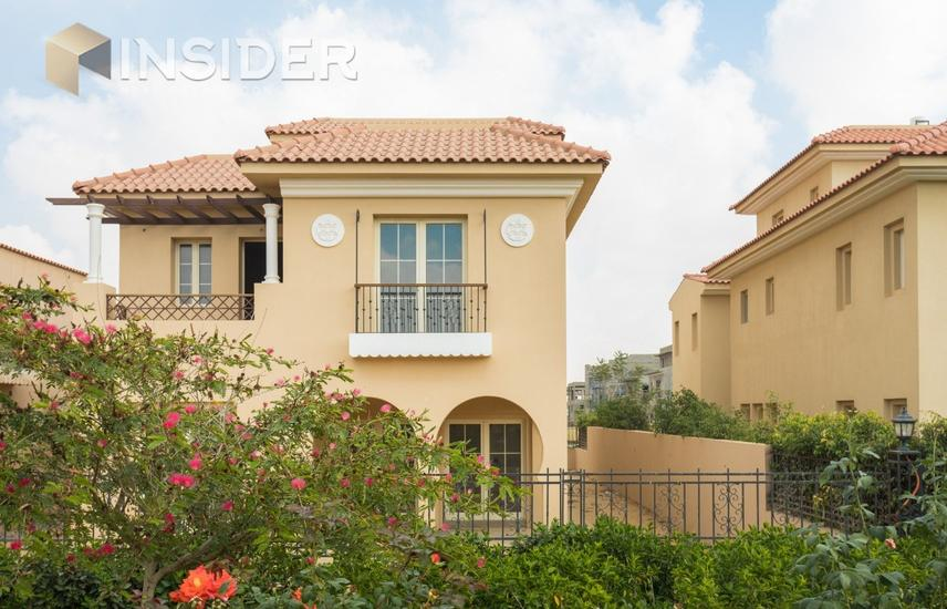 Villa 355m With installments without interest .