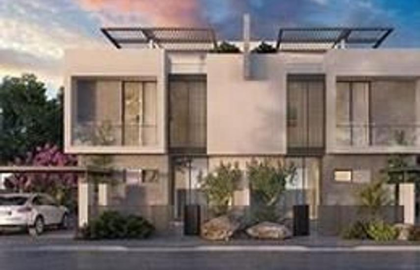 Twin House for sale Al burouj fully finished-Ac's