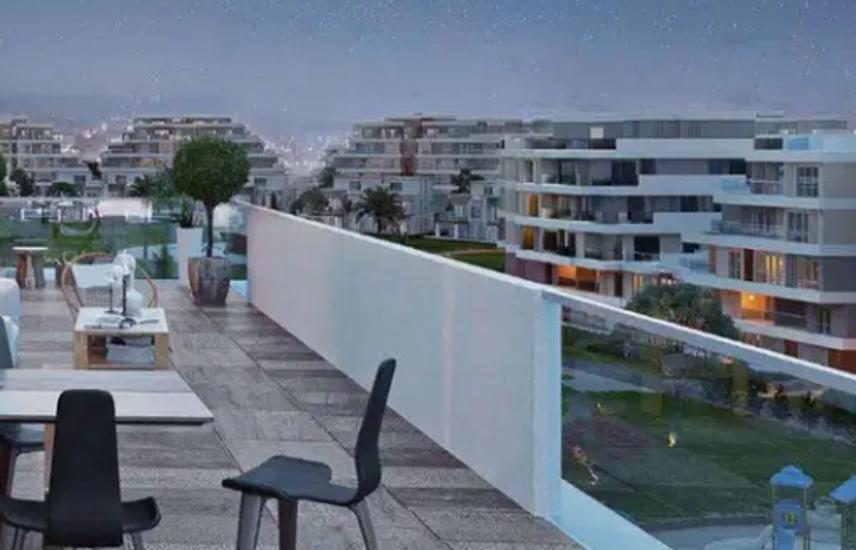 apartment for sale Villette Sky Condos New Cairo