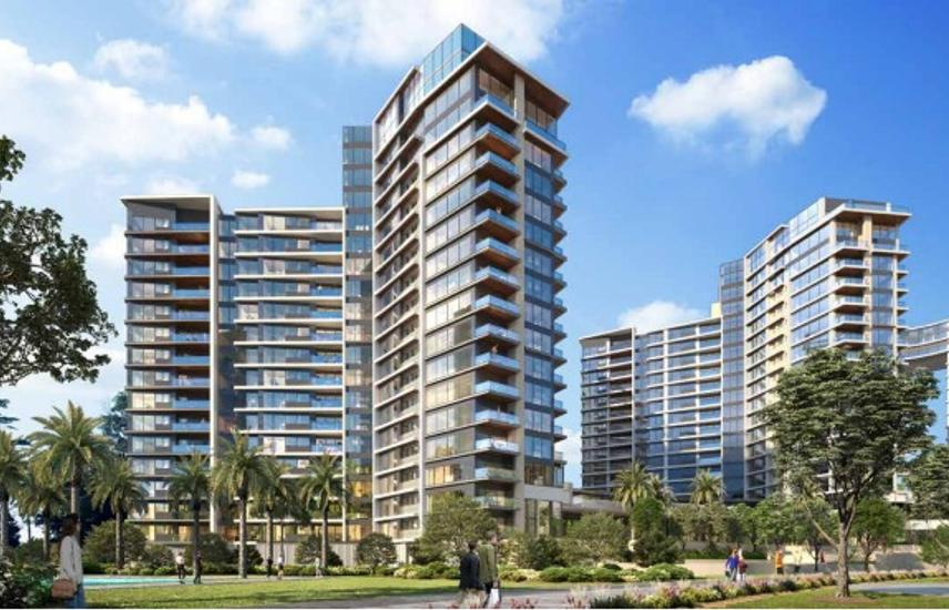 Apartment 160 m fully finished with zed Sheikh Zayed in 350 thousand provider