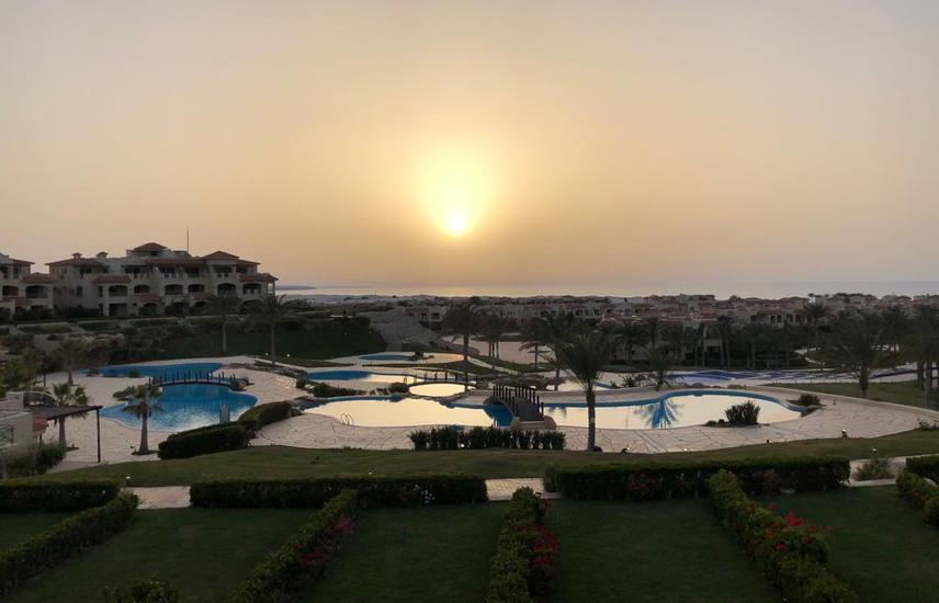chalet la vista north coast sea view El Marwaha