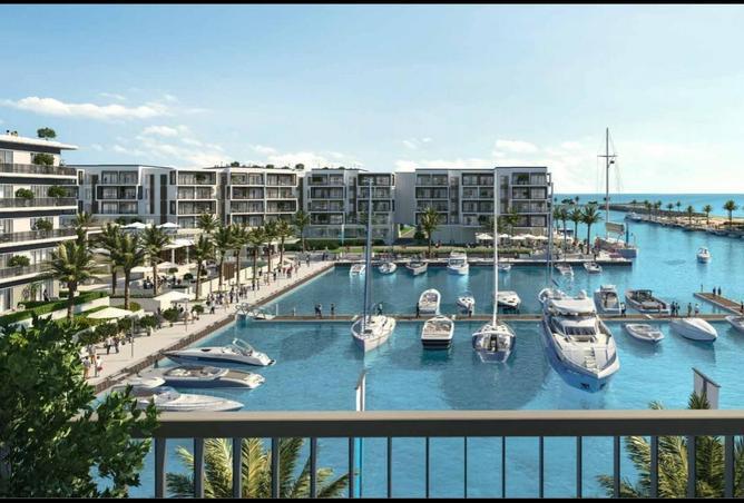 marassi double sea view apartment for sale