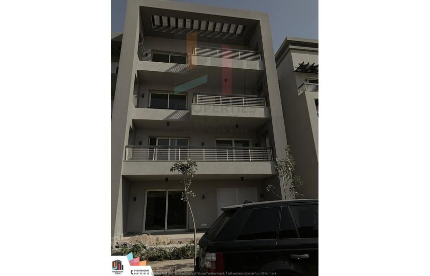 Fully Finished Flat Prime Location Resale new Giza