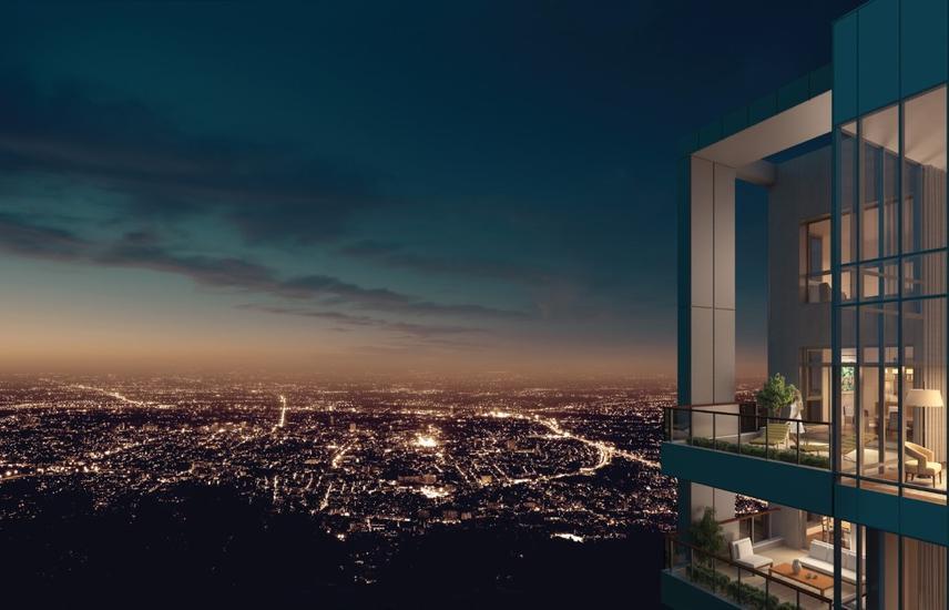 ستوديو في ابراج ايون بمول العرب Aeon Towers