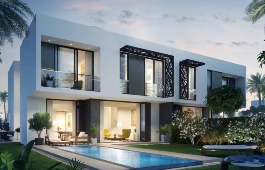 With a deposit of 134 thousand, you will own your villa in the heart of 6th of October City