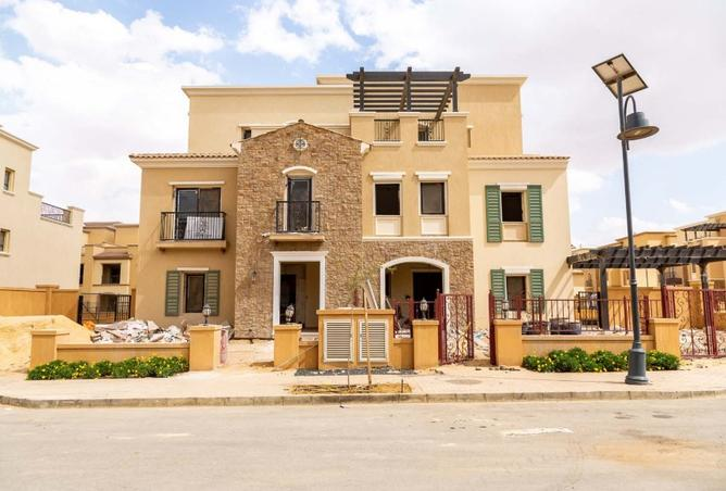 Fully Finished Twin House in Mivida - Emaar