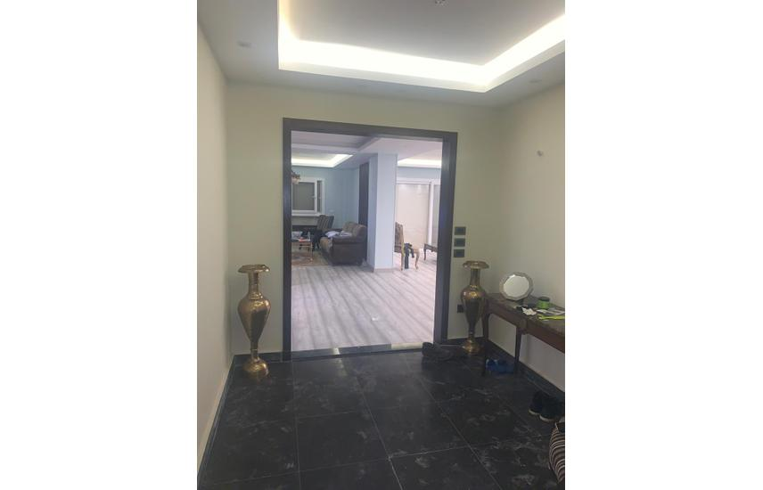 apartment ground floor 186 SQM fully finished ----