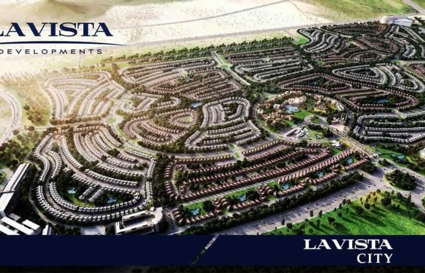 Villa In La Vista City For Sale - 2 Years Delivery