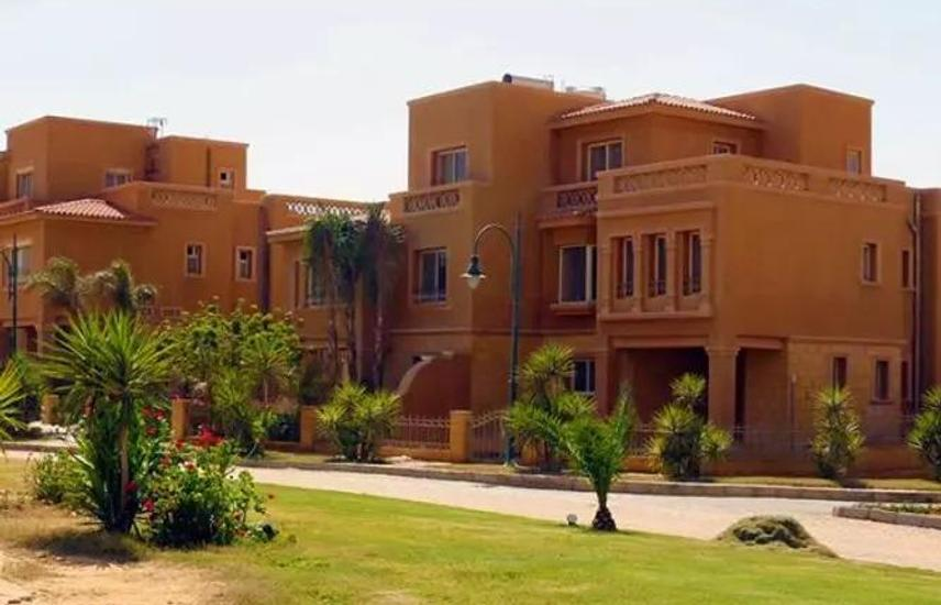 stand alone villa for sale in bellagio compound new cairo