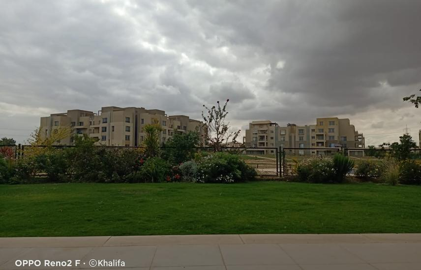 Flat 273 Sqm with Garden Resale in Palm Parks .