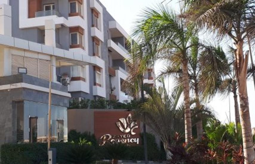 Apartment in the best compound at a special price