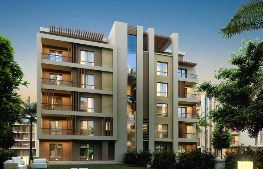 Apartment 130M At the Fifth Settlement in Taj City