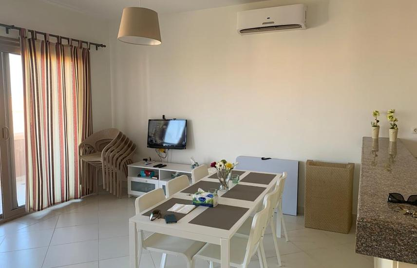 fully furnished full Sea View chalet at Verdi