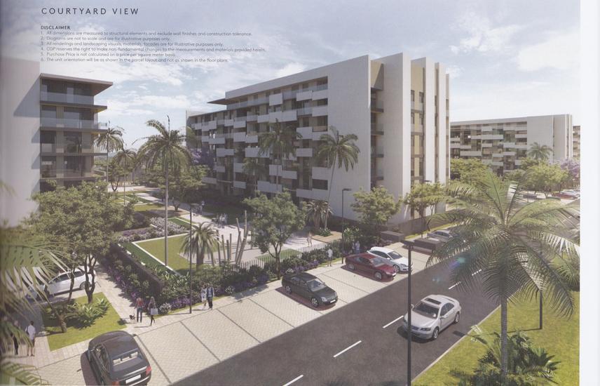 Apartment ready to move for sale 134m in Al Burouj