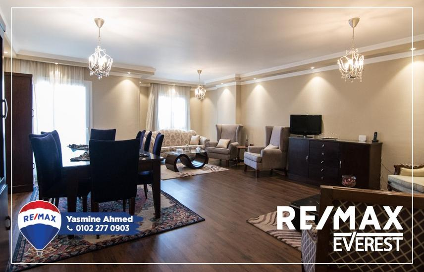 Apartment for sale in Zayed Dunes Compound 192 sqm