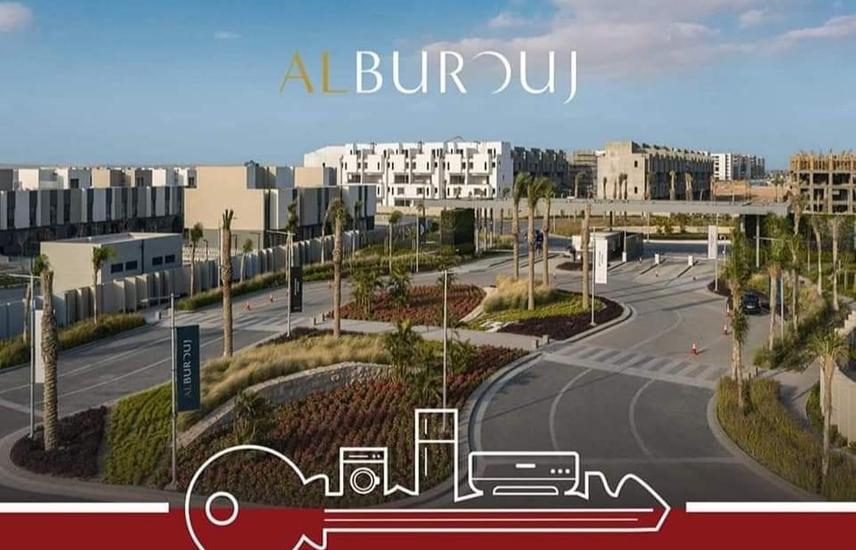 Apartment 143 SQM For sale in Compound Al Burouj