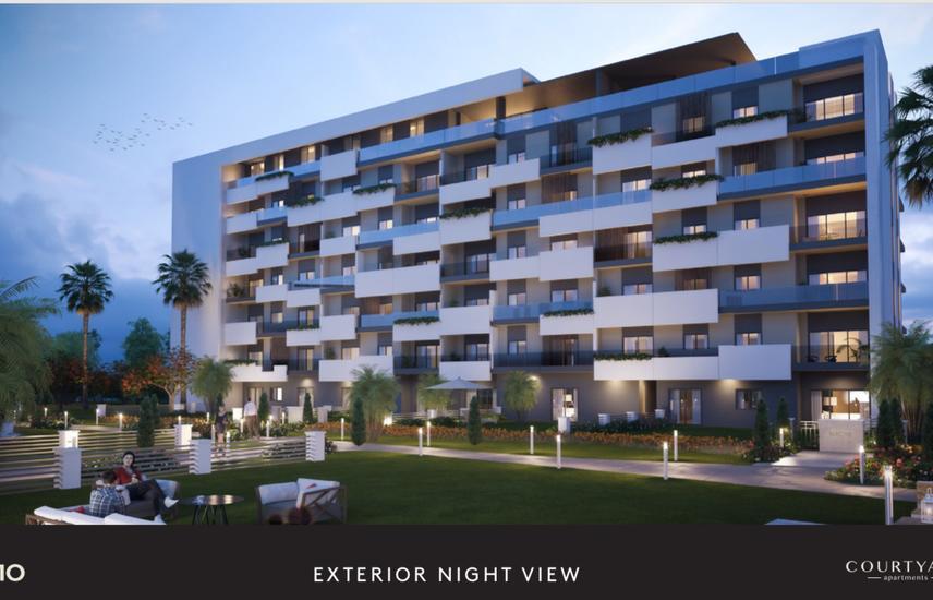 Apartment for sale 170 m in compound Al Burouj