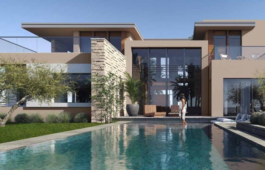 With 5% downpayment Own Villa 432m in The Estates - SODIC