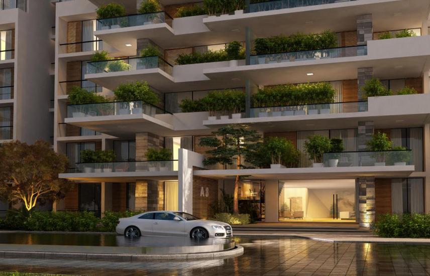 Apartment 129 m + Garden 55 m for sale in Il Bosco