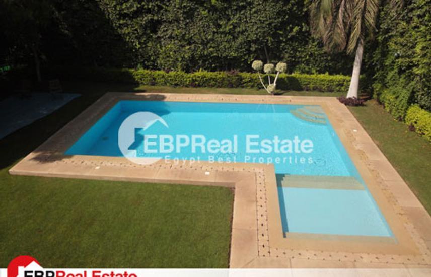 Villa for sale in Katameya Heights, New Cairo