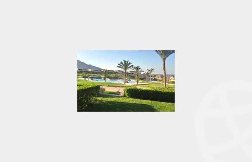 Chalet Garden for sale at La Vista 6 Ain Sokhna