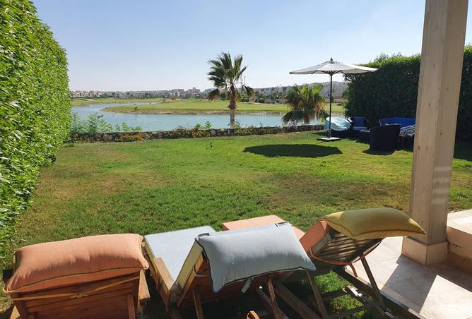 chalet for sale haclenda bay first row lake
