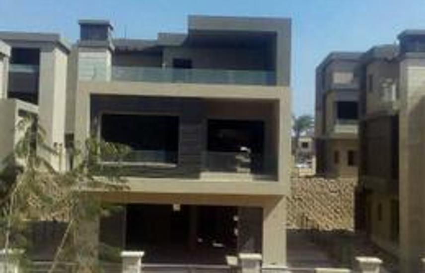 New Giza, Ivoryhill , Jade Villa 420 m For Sale.