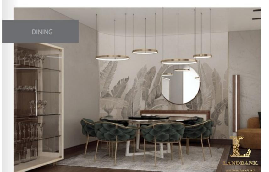 شقة 3 غرف 180 متر بمقدم 190 الف بلومفيلدز المستقبل