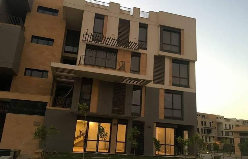 Apartment 156m. in Eastown sodic - Fully Finished.