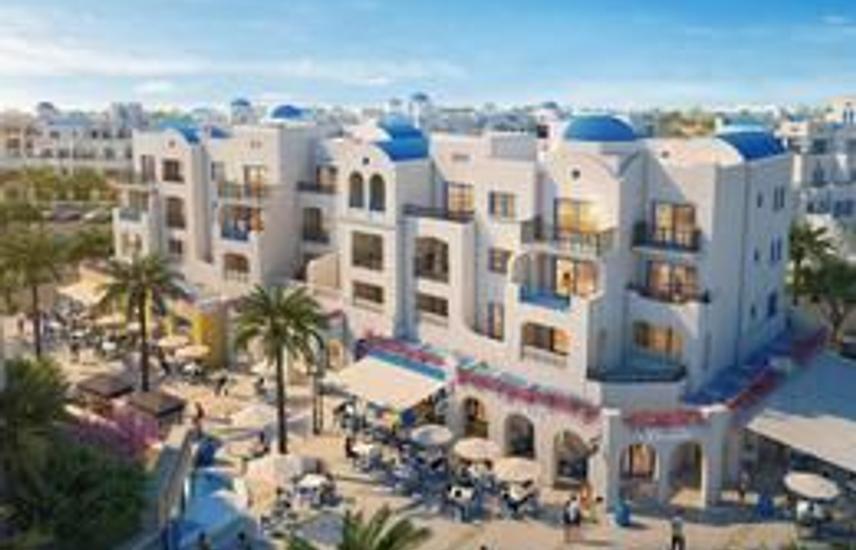 Apartment ground under market price Marassi Greek.