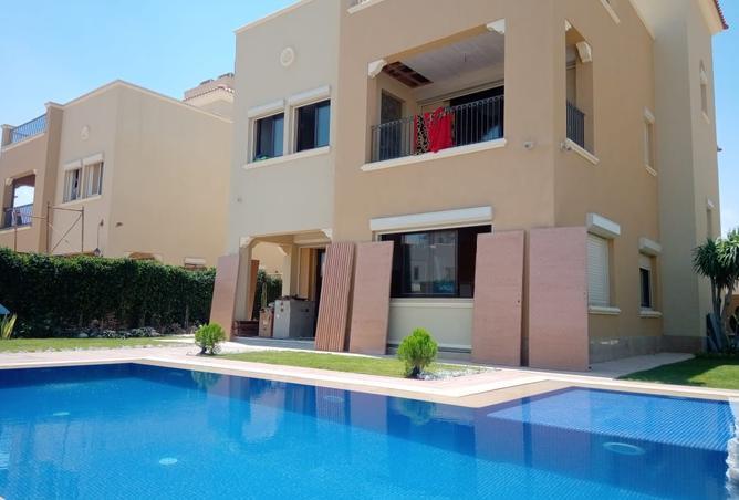 Villa for sale in Mivida Emaar, 5th settlement