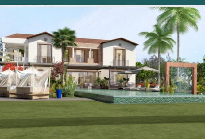 Villa For Sale 700m In Marassi Luxurious finishing