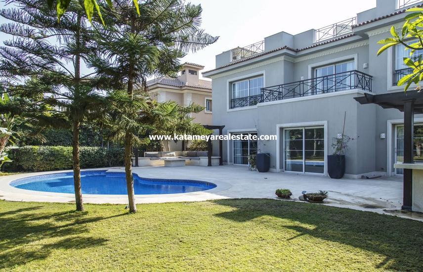 Villa for sale at Katameya Heights