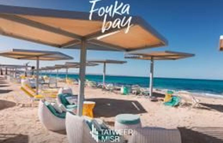 For sale chalet Prime location- Fouka bay